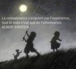 expériences